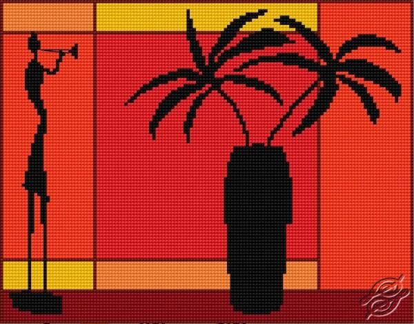 Wild Africa by HaftiX - patterns - 01079