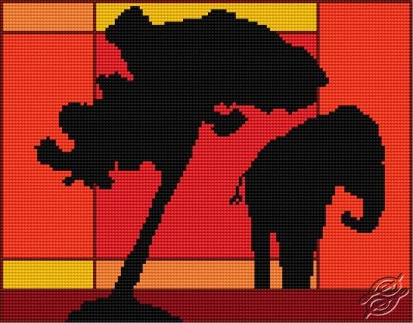 Wild Africa II by HaftiX - patterns - 01084