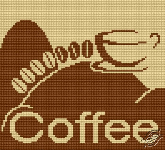 Time for a Coffee by HaftiX - patterns - 01085