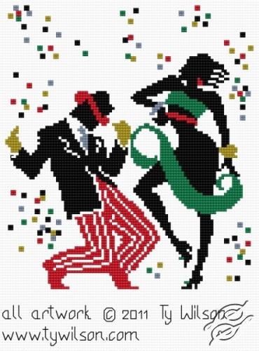 Ty Wilson - Watusi by HaftiX - patterns - 01088