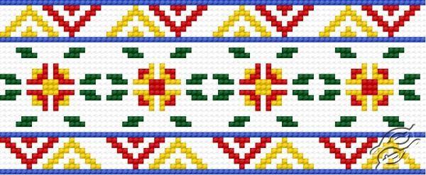 Motifs of Lublin III by HaftiX - patterns - 00747