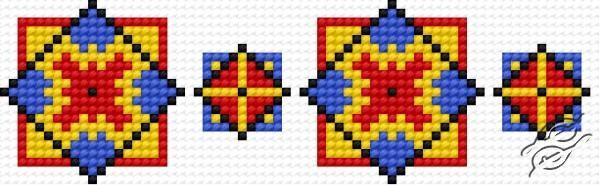 Motifs of Warmia - Mazury II by HaftiX - patterns - 00750