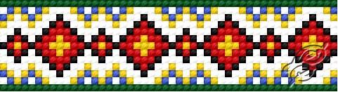 Motifs of Warmia - Mazury III by HaftiX - patterns - 00752