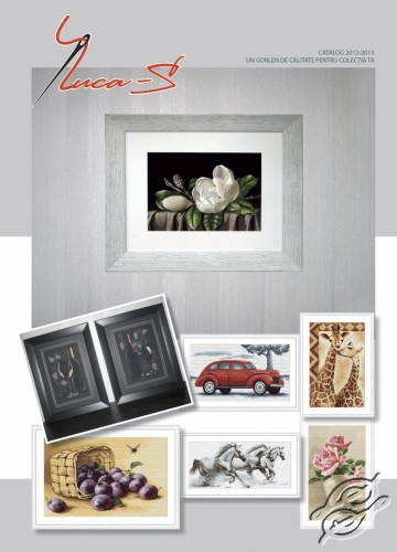 Luca-S Catalog 2012-2013 by Luca-S - GSLCAT13