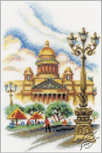 St. Isaac's Cathedral by RTO - M291