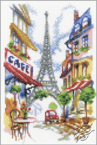 Cozy Corner in Paris by RTO - M292