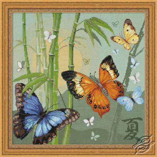 Butterflies II by RIOLIS - 1336