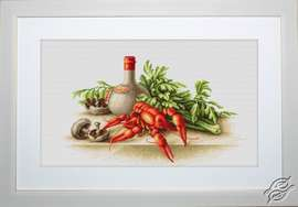 Still Life with Crayfish by Luca-S - B2258