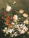 Spray of Flowers by Kustom Krafts - 20273