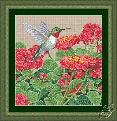 Hummingbird Splendor by Kustom Krafts - 98453