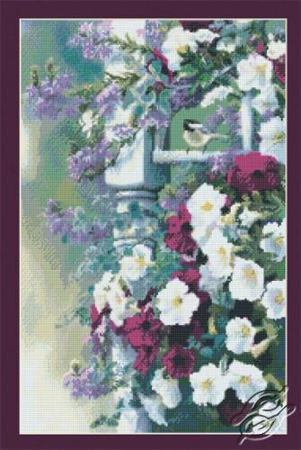 Vintage Garden by Kustom Krafts - 98583