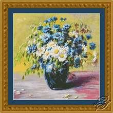 Blooms of Blue by Kustom Krafts - 98893