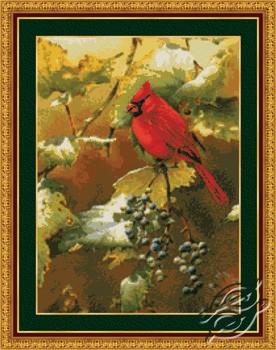 Early Light Cardinal by Kustom Krafts - 99343