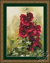 Hummingbird Flowers by Kustom Krafts - 99413
