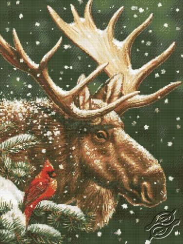 Moose & Cardinal by Kustom Krafts - 98603