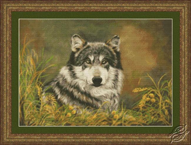 Fall's Coming Wolf by Kustom Krafts - 97163