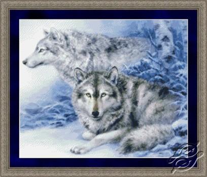 Soulmates - Grey Wolves by Kustom Krafts - 99803