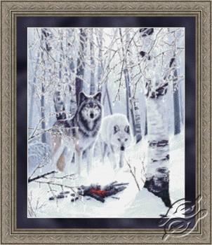 Winter Wolves by Kustom Krafts - 99893
