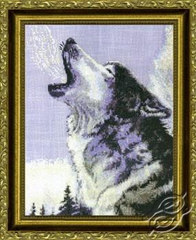 Howling Wolf by Kustom Krafts - MBW-001