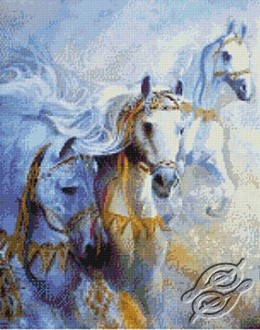 Arabian Jewels - Horses by Kustom Krafts - 99903