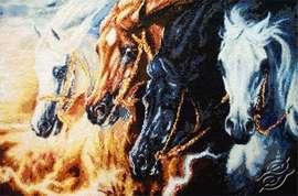 4 Horses of Apocalypse by Kustom Krafts - SLO-003