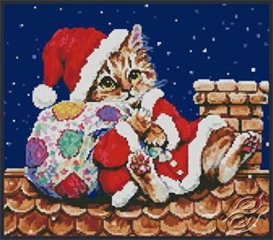 Santa has Arrived by Kustom Krafts - 20113