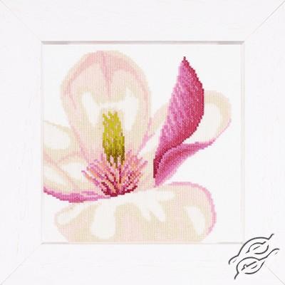Magnolia Flower by Lanarte - PN-0008163