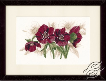 Red Flowers by Lanarte - PN-0021206