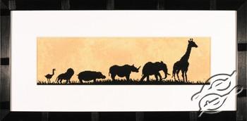 Parade Of Wild Animals by Lanarte - PN-0008168