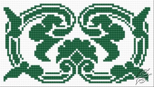 Ornament II by HaftiX - patterns - 01119