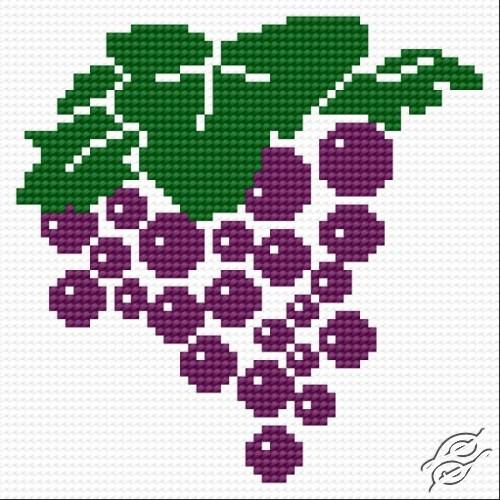 Grape by HaftiX - patterns - 01133