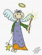 The Charming Angel Months of Books by HaftiX - patterns - 01142