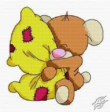 Hugging by HaftiX - patterns - 01157