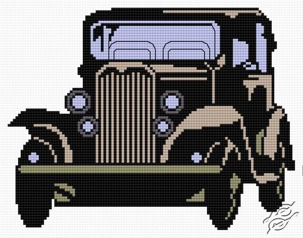 Car II by HaftiX - patterns - 01166