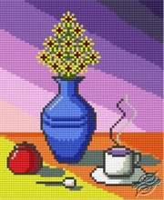 Flowers and a Cup by HaftiX - patterns - 01173