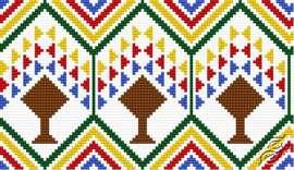 Motifs of Lublin V by HaftiX - patterns - 00755