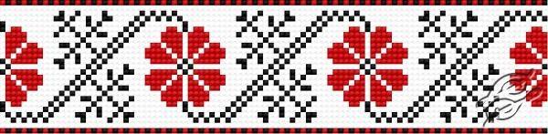Traditional pattern from Wlodawa by HaftiX - patterns - 00789