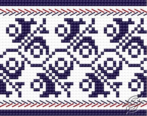 Traditional pattern from Wlodawa III by HaftiX - patterns - 00791