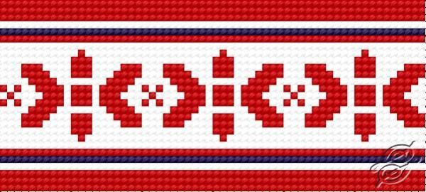 Traditional pattern from Wlodawa IV by HaftiX - patterns - 00793