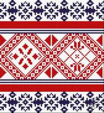 Traditional pattern from Wlodawa VII by HaftiX - patterns - 00797