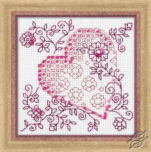 Tender Heart by RIOLIS - 1354