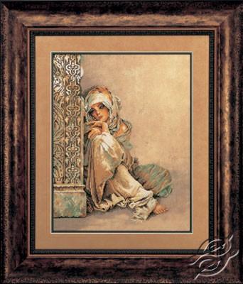 Arabian Woman by Lanarte - PN-0008001