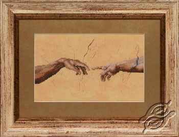 Creation - 2 Hands by Lanarte - PN-0007975