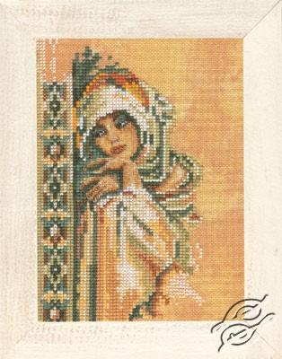Arabian Woman (Small) by Lanarte - PN-0008012