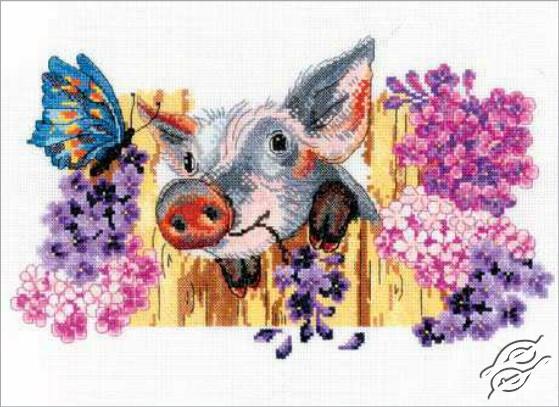Naughty Pig by RTO - M320