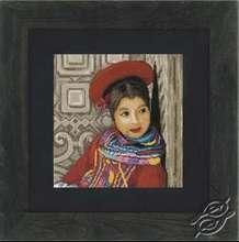 Peruvian Girl by Lanarte - PN-0149286