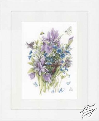 Irises by Lanarte - PN-0147542