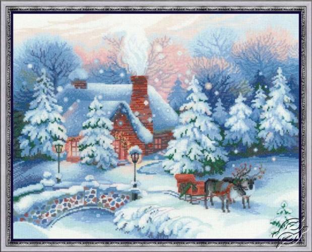 Christmas Eve by RIOLIS - 100/041