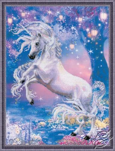 The Unicorn by RIOLIS - 0024-PT