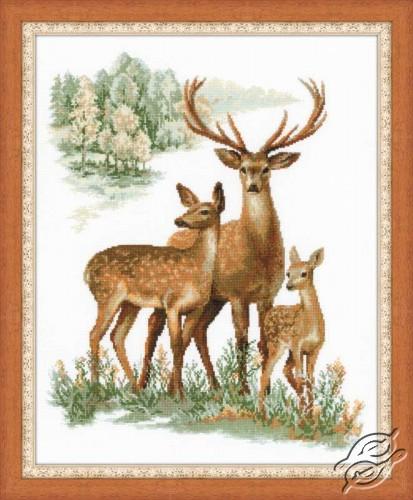 Deer by RIOLIS - 1370